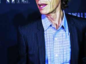 Mick Jagger's money is safe.