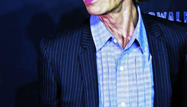 Mick Jagger's money is safe.