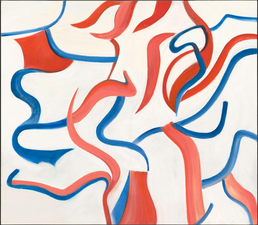 'Willem de Kooning: Ten Paintings, 1983–1985' at Gagosian Gallery
