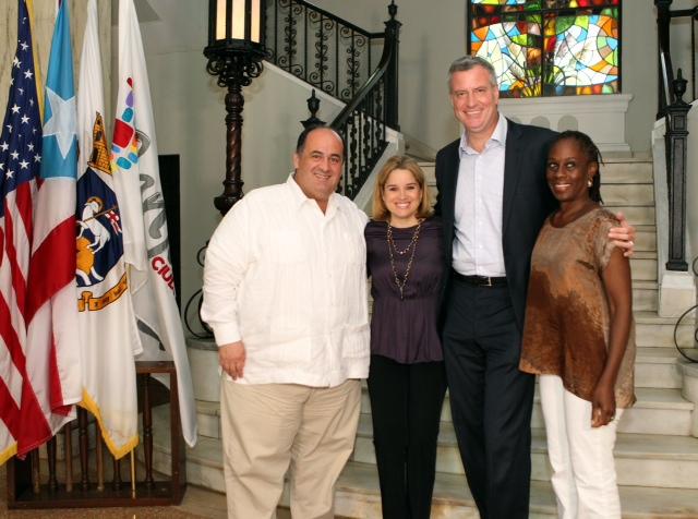 De Blasio Demands Feds Grant Puerto Rico Bankruptcy Rights
