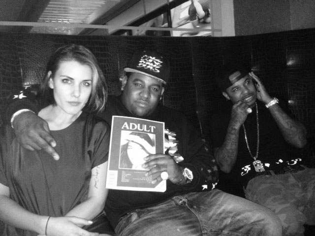 Lap-Dancing With Adult Mag and Chinx Drugz