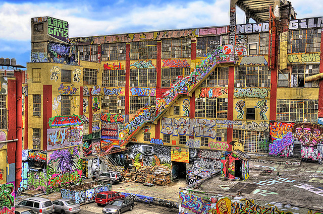 5Pointz Pilgrims: One Last Visit to the Doomed Graffiti Mecca
