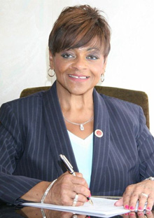 Inez Dickens Not Dropping Out of Speaker's Race