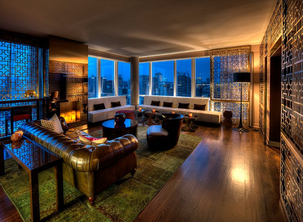 Even In a Booming Condo Market, Luxury Rentals Retain Their Luster