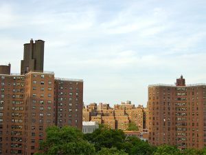 NYCHA buildings. (Photo: New York City Housing Authority)
