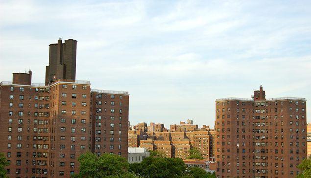 NYCHA buildings. (Photo: New York City Housing Authority)