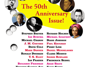 New York Review of Books 50th Cover