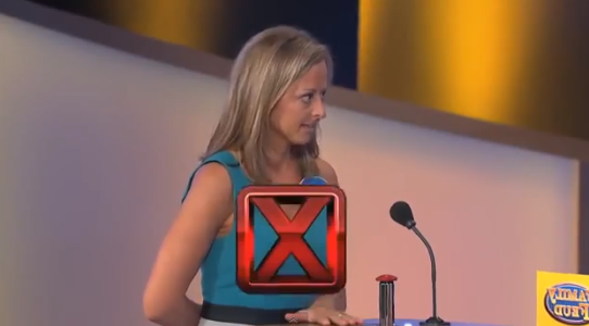 Is This <em>Family Feud</em> Contestant Being a Zombie Racist?