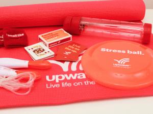 Upwave gift bag