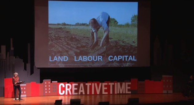 Why Not Watch a 21-Minute Video of a Lucy Lippard Talk This Friday Afternoon?