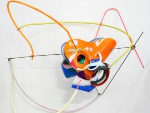 Frank Stella, K.144, 2013