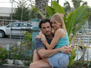 Matt Dillon and Naomi Watts in Sunlight Jr..