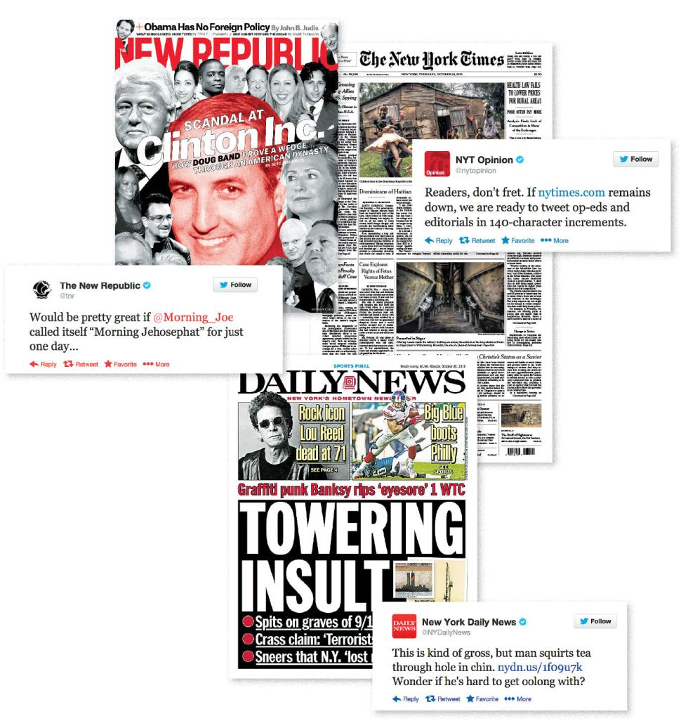 Tweet 16: News Outlets' Twitter Tone Skews Young
