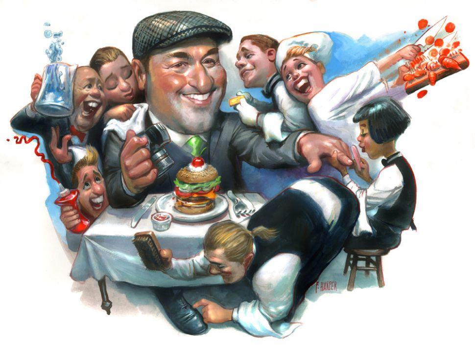 Bright Lights, Big Ziti: Good-time Guys Upend the Food World Order