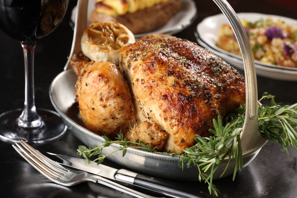 Chicken Little? Not at Rotisserie Georgette—This Bird Earns Its Place at the Table