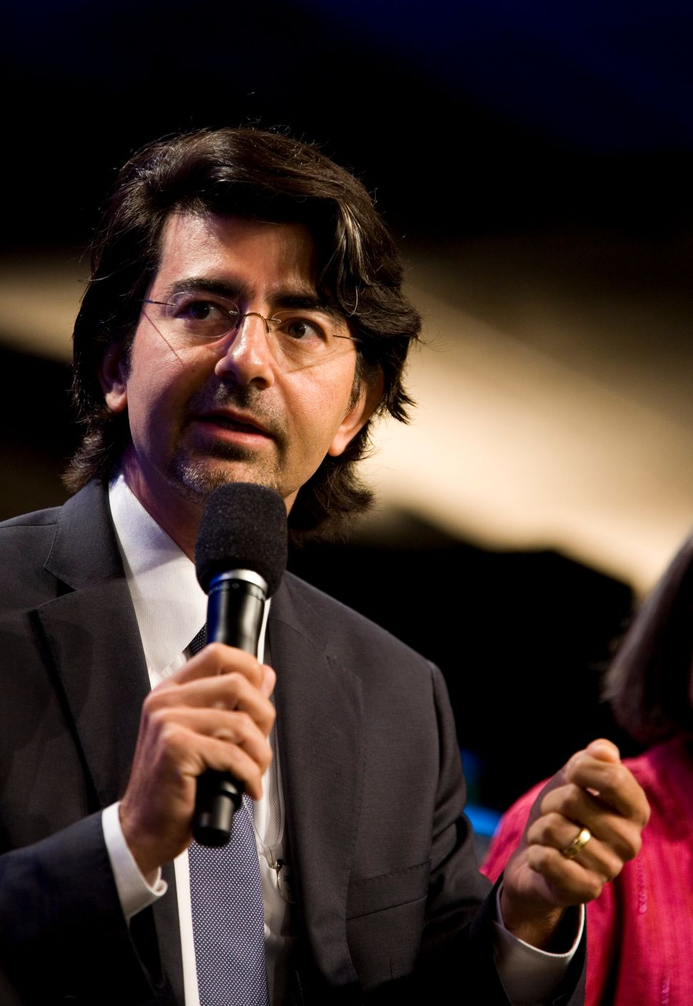 Pierre Omidyar Bought Franklin Foer Twitter Followers