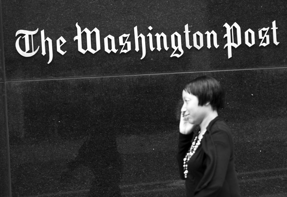 Washington Post Insults Women's March, Stealth Edits Article