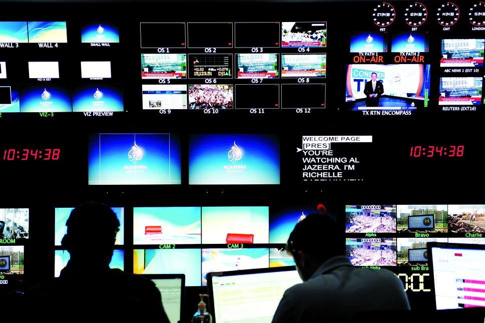 Al Jazeera America Removes Satirical Story About Al Jazeera America
