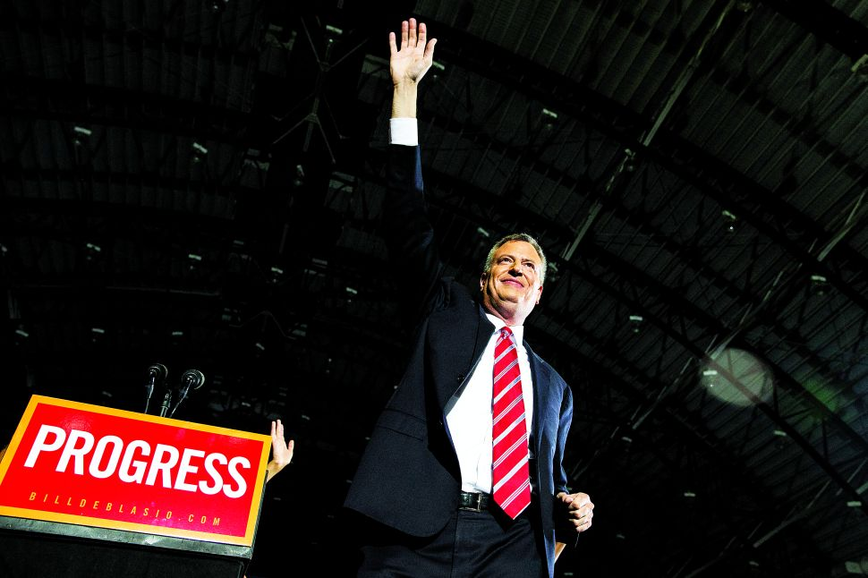 Poll Finds Bill de Blasio 'Does Not Deserve Re-Election'—But Still Stomps His Rivals