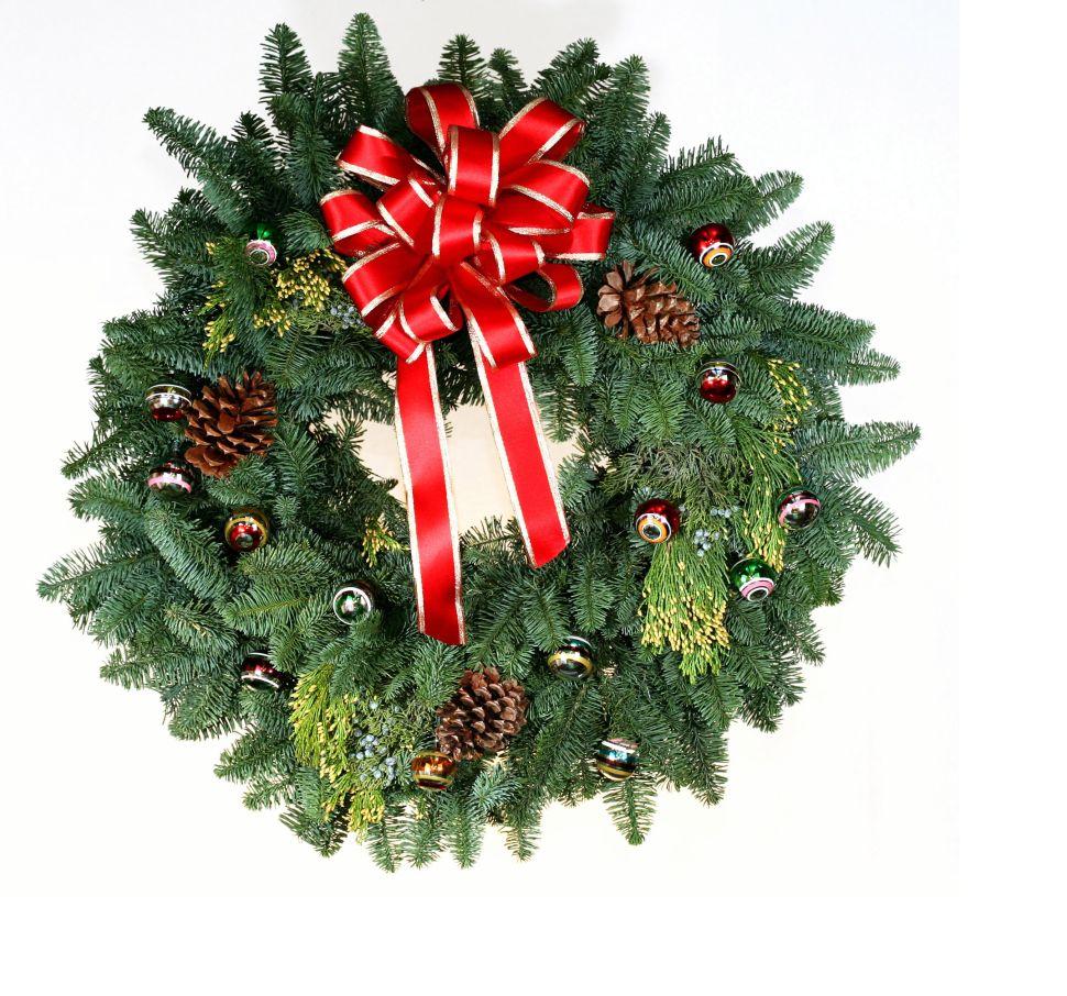 To Do On November 23, 2014: Wreath-Making in Manhattan