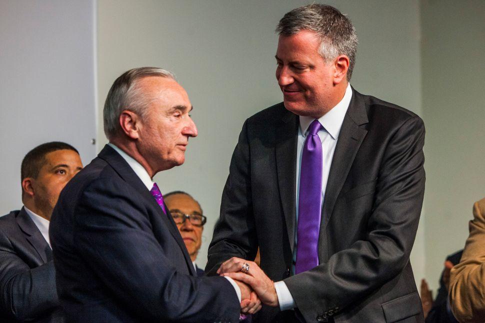 De Blasio Reserving Judgment on NYPD's Muslim Informant-Seeking Program