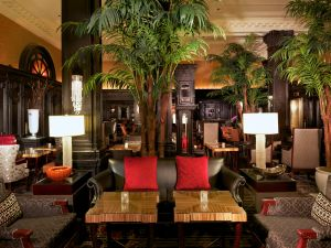The Algonquin is a great place for ghosts.