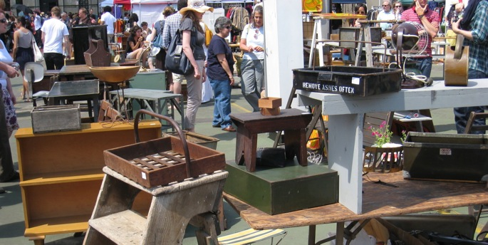 No-Fun Neighbors Chase Brooklyn Flea from Williamsburg Waterfront