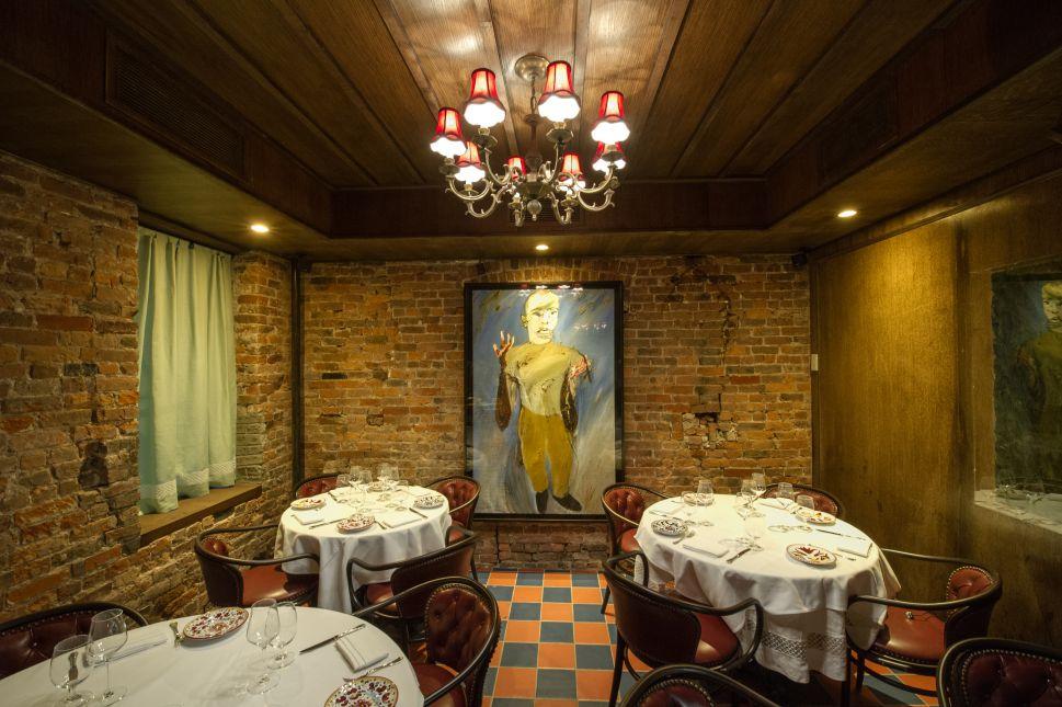 Best Restaurant Service of 2013