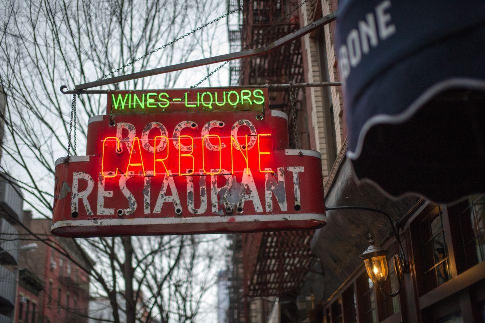 Best Expense Account Restaurant of 2013