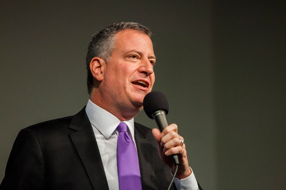 De Blasio May Feel Pressure to Meet Diversity Vow With His Schools Chancellor Pick