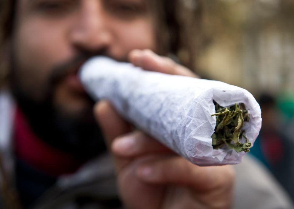 Melissa Mark-Viverito Wants to Legalize Marijuana