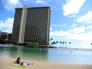 Honolulu, Hawaii. (Photo: Robyn Beck/Getty)
