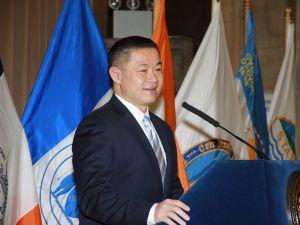 John Liu. (Photo: Comptroller's Office)