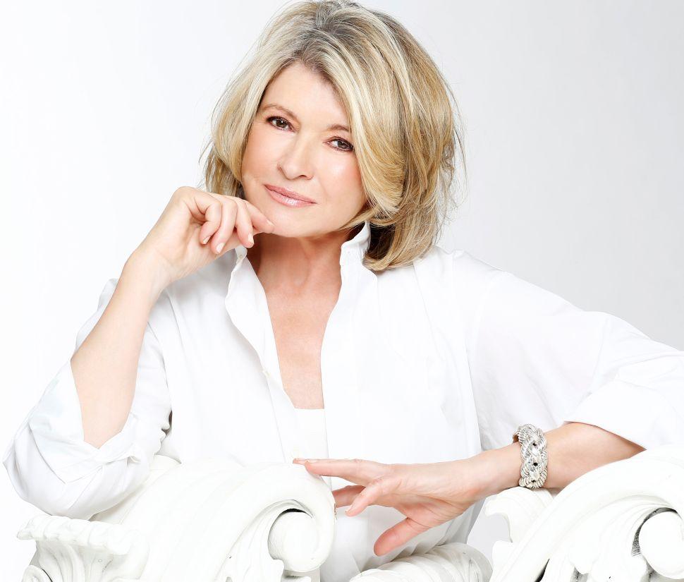 The Holidays With Martha Stewart