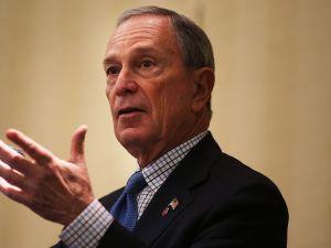 Michael Bloomberg. (Photo: Spencer Platt/Getty Images)
