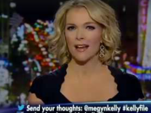 Megyn Kelly on The Kelly Files. (Fox News)