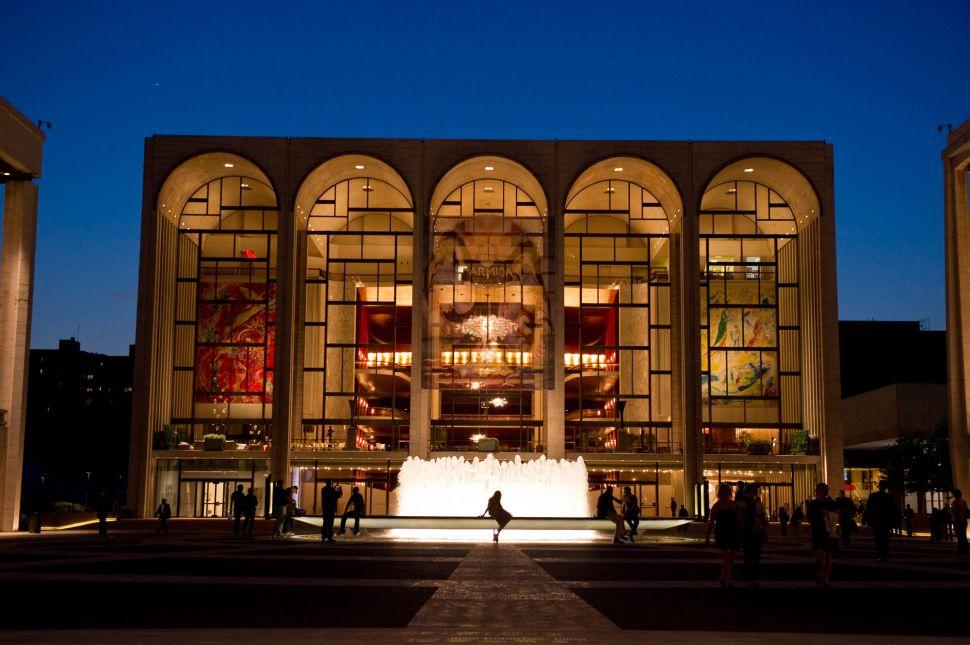 Drama at the Opera