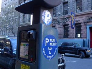 A parking meter. (Photo: Flickr/Lucius Kwok)