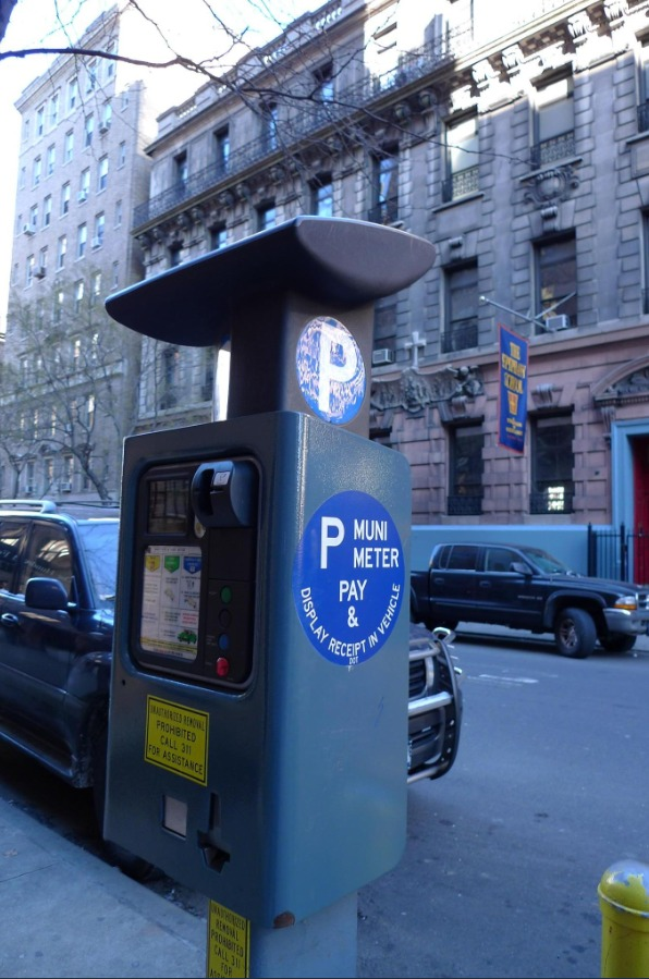 City Releases Bid for Pay-by-Phone Parking Meters