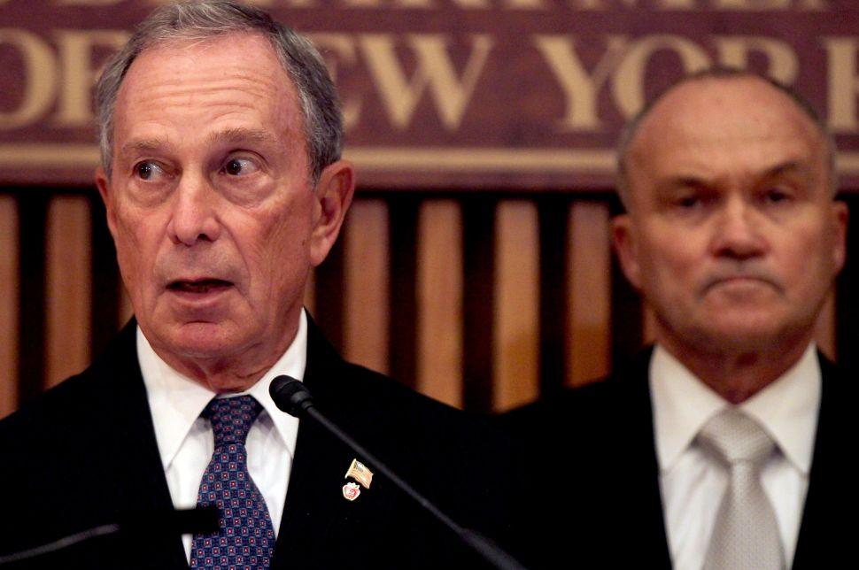 After Paris Attacks, de Blasio Lauds Bloomberg-Kelly Anti-Terror Apparatus
