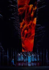 'Parsifal' at the Met. (Photo by Ken Howard/Metropolitan Opera)