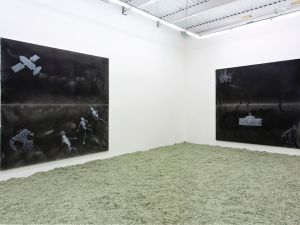 """STEFAN BONDELL's """"The Black Box"""" at The Hole NYC"""