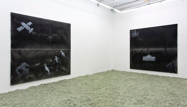 "STEFAN BONDELL's ""The Black Box"" at The Hole NYC"