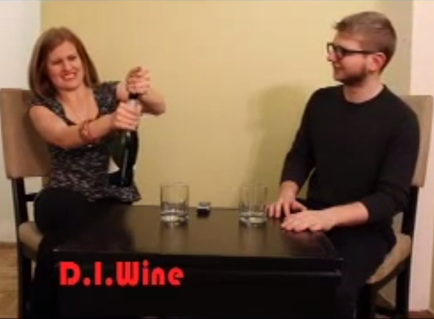 D.I.Wine: We Try Out a Brit Kit For Christmas (Video)