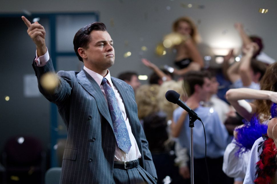Guilty Pleasure: Donate Directly to <em>The Wolf of Wall Street's</em> Victims