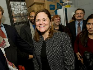 Councilwoman Melissa Mark Viverito. (Photo: William Alatriste)