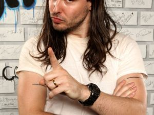 Andrew W.K. (Photo by Michael Bezjian/WireImage)