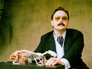 John Hodgman. (Photo credit: Brantley Gutierrez)