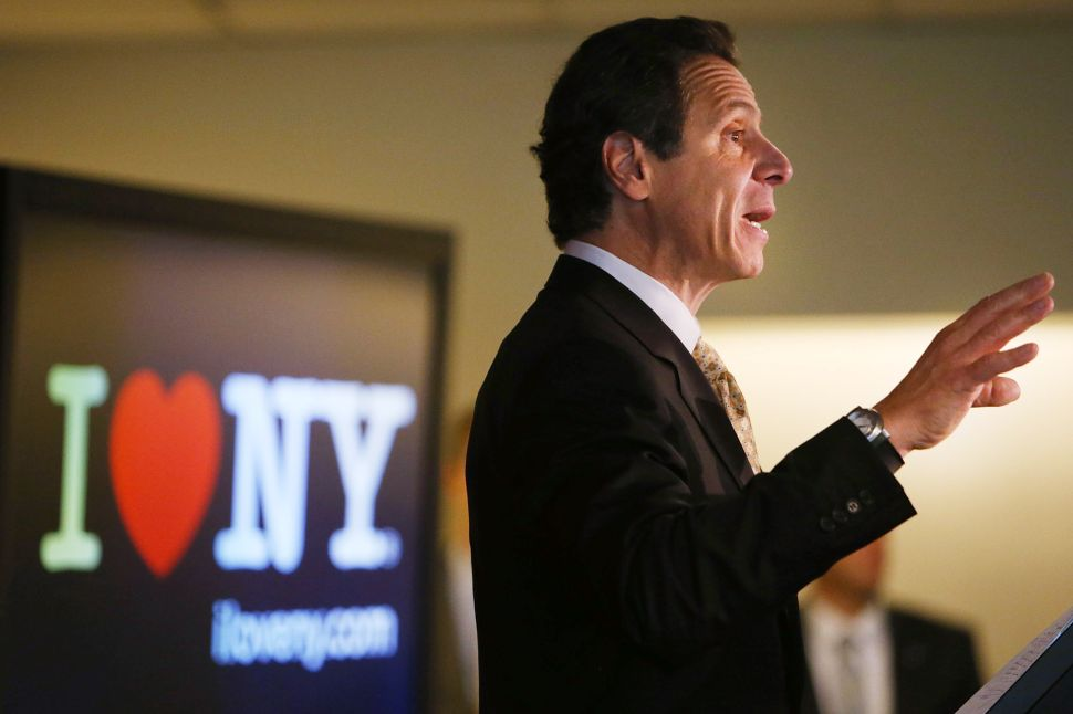 Cuomo Launches Weekly 'State of New York' Video Series
