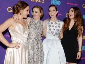 "Living like the girls in ""Girls"" is now the most hip thing you can do."